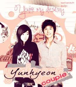 YUNHYEON couple (ideafina)