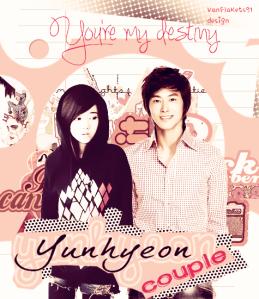 YUNHYEON couple (ideafina)