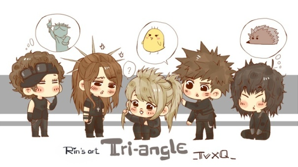 TVXQ TRIANGLE